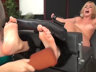 foot fetish  fetish